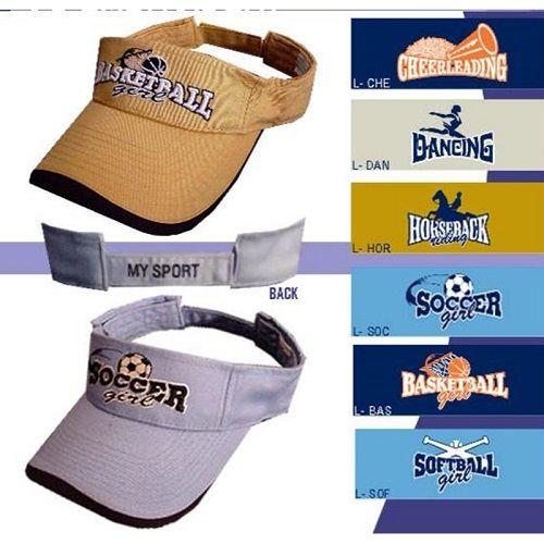 Sport visors