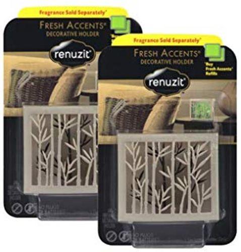Renuzit fresh accents air freshener decorative holder