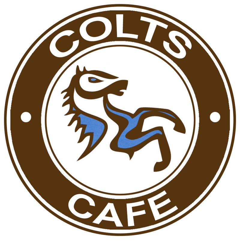 Colt's Cafe Ordering Opens Friday!