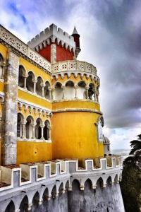 Pena Palace - Sintra Portugal