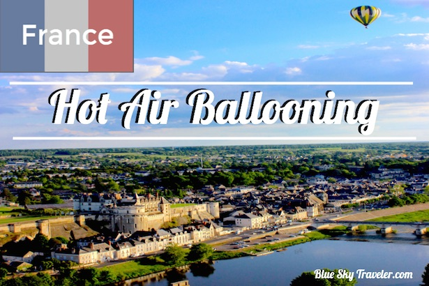 Hot Air Ballooning in France