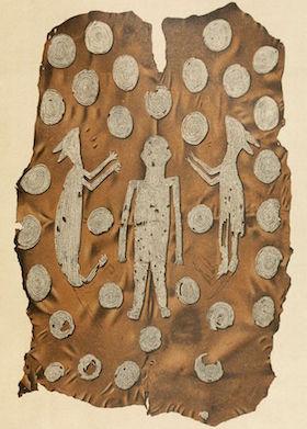Chief Powhatan Ceremonial Cloak