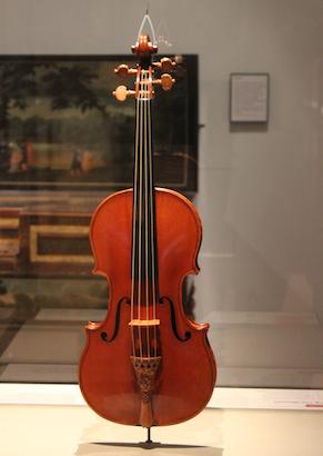 The Stradivarious Messiah