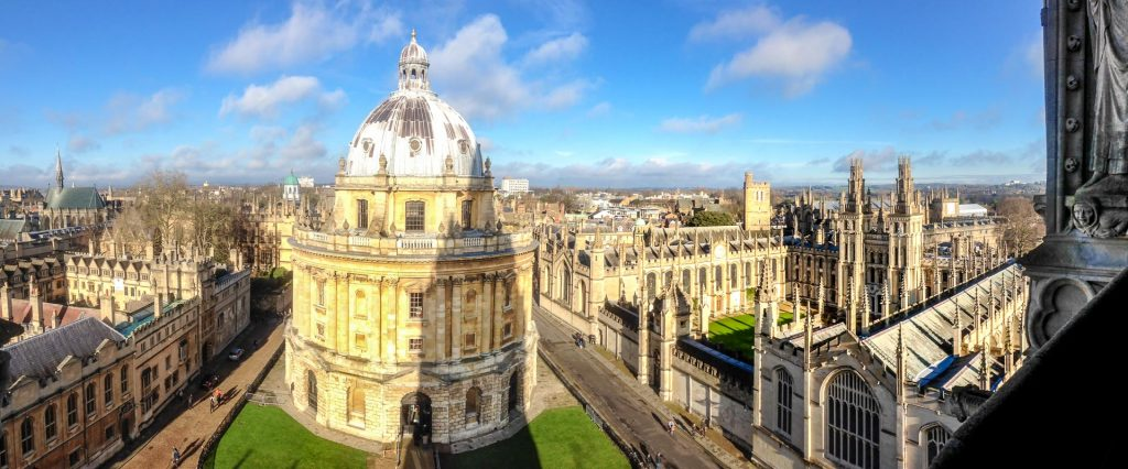 BlueSkyTraveler Oxford