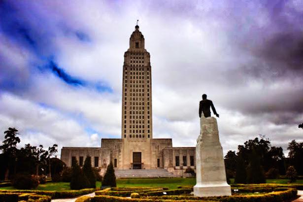 Baton Rouge State Capital