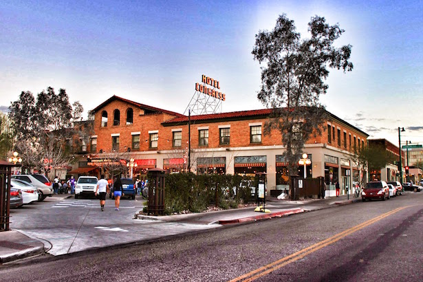 Tucson Restaurants - Hotel Congress