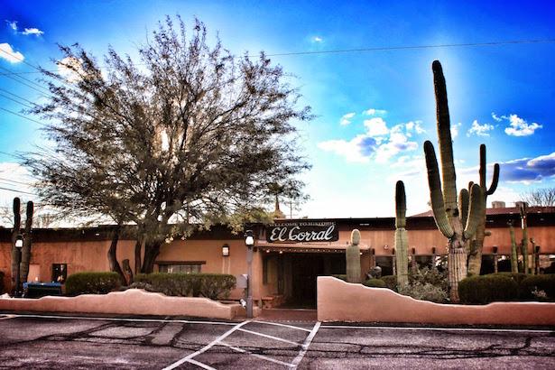 Tucson Restaurants - El Corral