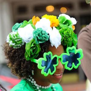 New Orleans Irish Channel Parade