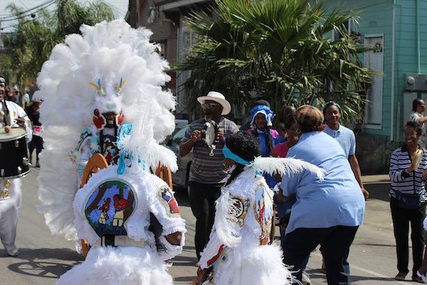 Super Sunday Parade