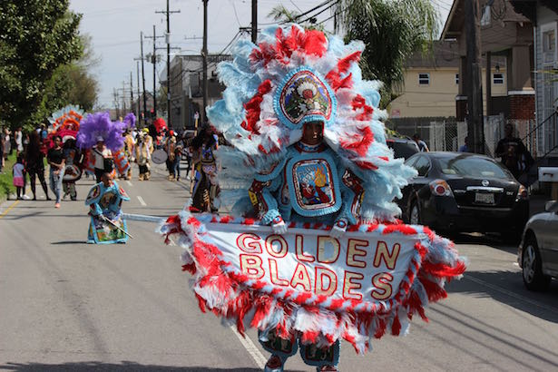 New Orleans Mardi Gras Indians