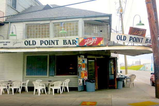 Algiers Point - Old Point Bar