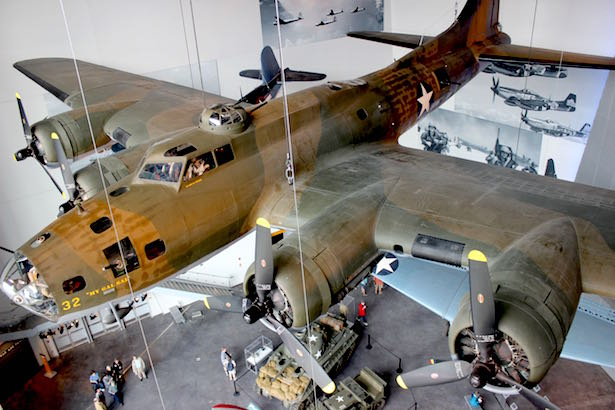 The National World War II Museum in New Orleans: Bomber