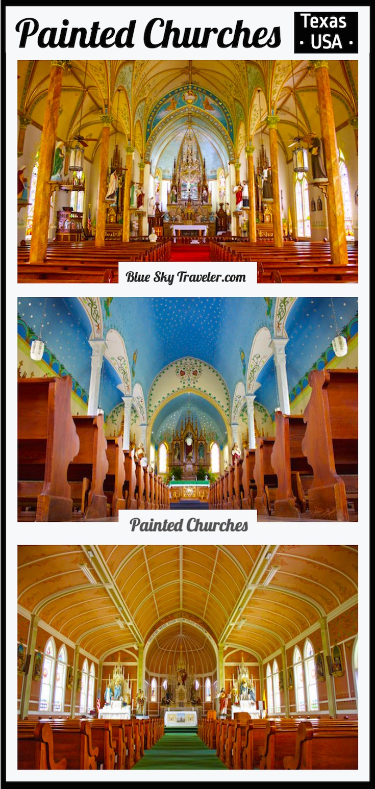 Painted Churches of Texas