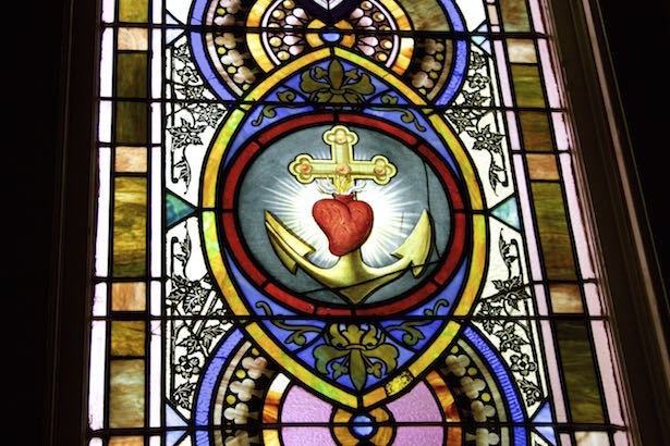 St. Mary's of High Hill Stained Glass