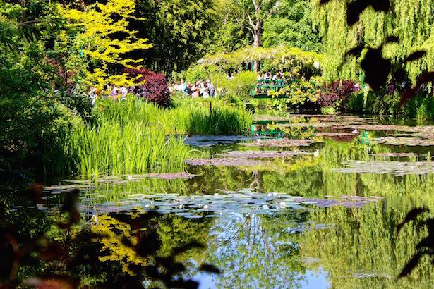 Monet's Japanese Garden