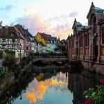 BlueSkyTraveler: Colmar, Alsace, France