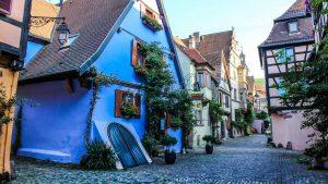 BlueSkyTraveler Alsace