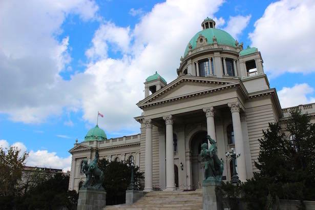 Serbia.Belgrade.RepublicParliament