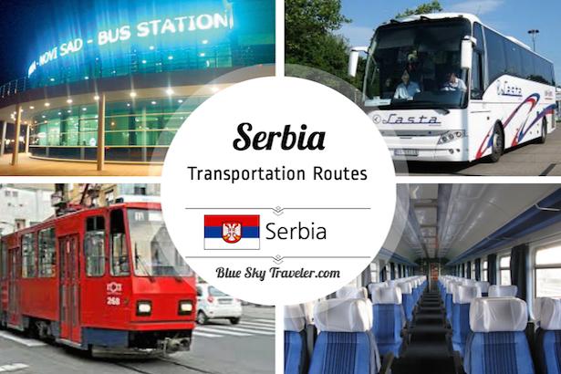 Serbia Transportation
