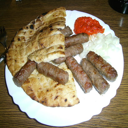 Bosnia Cevapi
