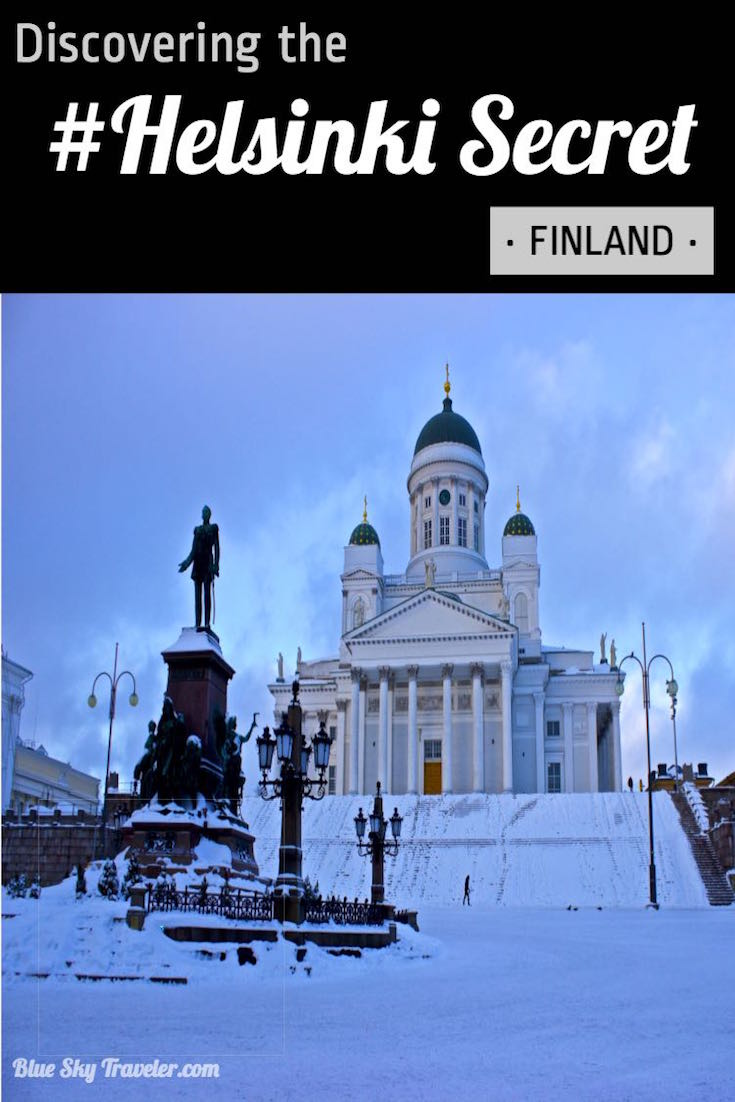 Discovering the #HelsinkiSecret in this underrated city in Northern Europe with something for everyone to discover in a winter wonderland.