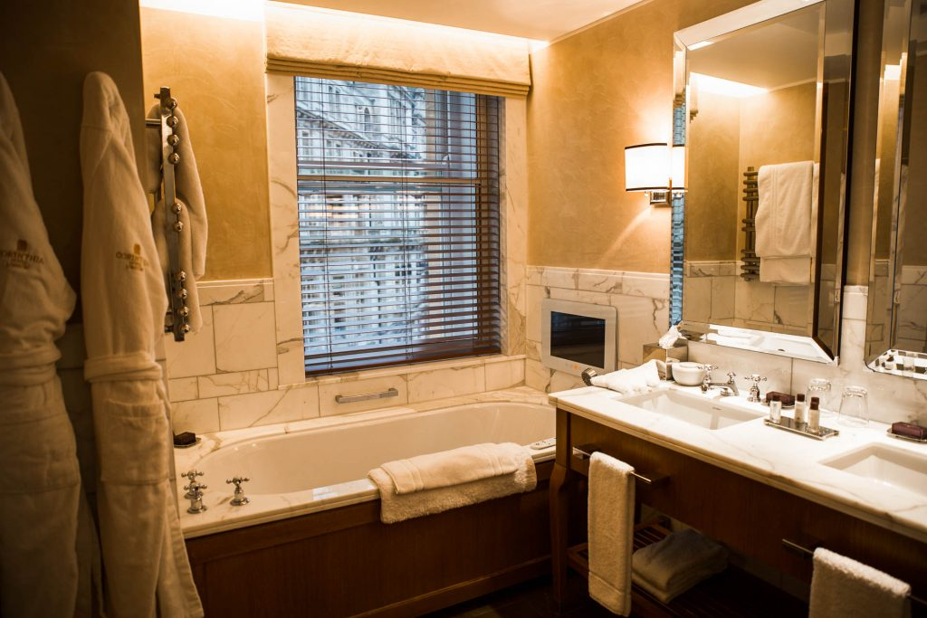UK London Corinthia Hotel Bath