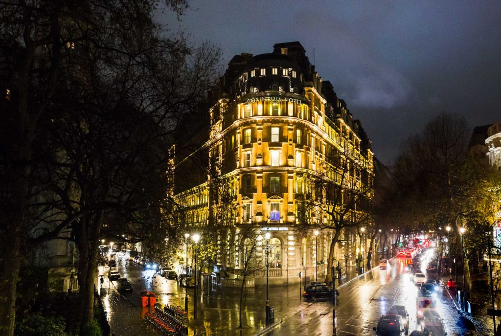 UK London Corinthia Hotel