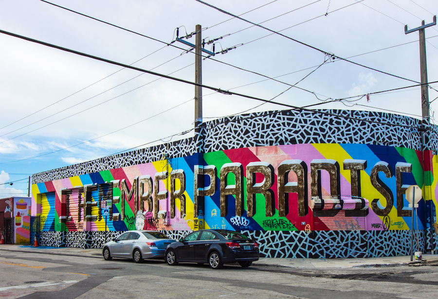 BlueSkyTraveler.com: Wynwood Walls - Miami, Florida