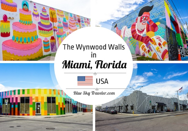 Street art - fan or foe? You might become a fan after walking Miami's Wynwood neighborhood - a museum of streets. See more at https://s3-us-west-2.amazonaws.com/blueskytraveler/wp-content/uploads/2017/11/23123031/BlueSkyTraveler.WynwoodWalls.C.jpeg