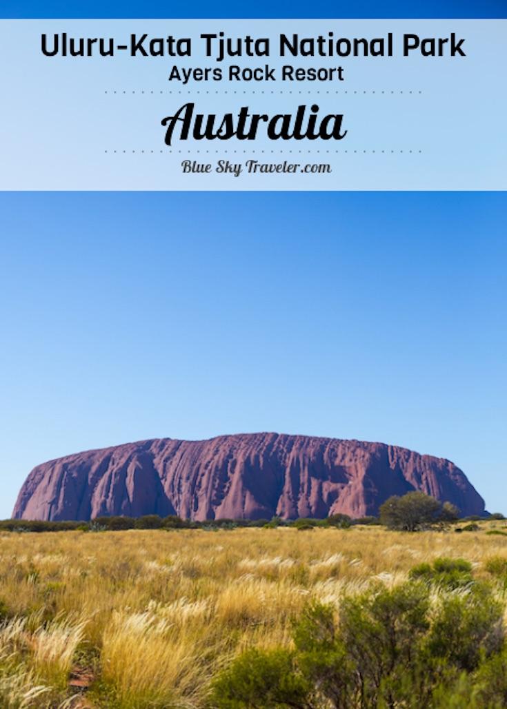 A cultural trip to Uluru-Kata Tjuta National Park in Australia