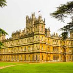 Highclere Castle, Downton Abbey, England, United Kingdom