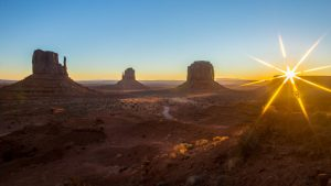 BlueSkyTraveler Monument Valley
