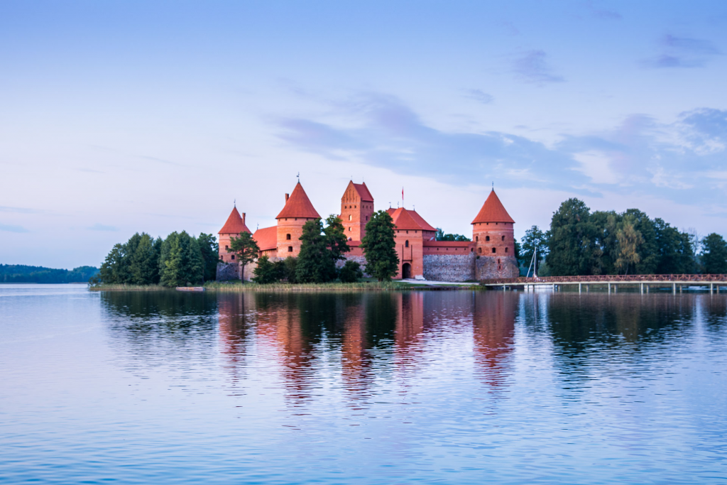 BlueSkyTraveler Lithuania Trakai