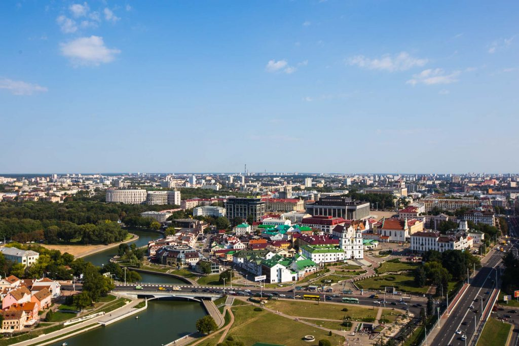 BlueSkyTraveler.Minsk.BirdsEye
