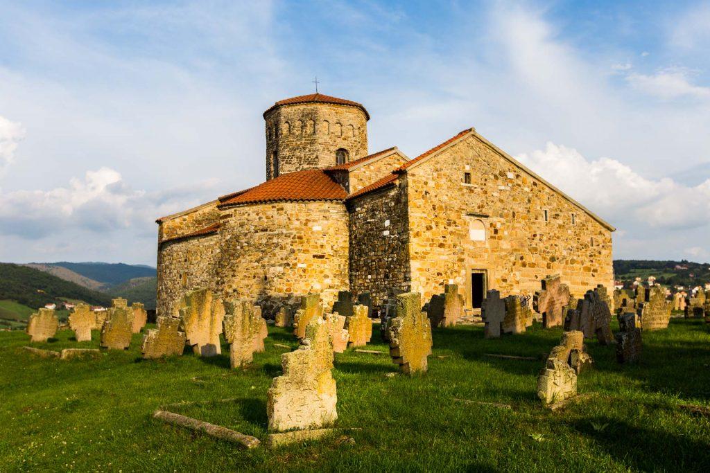 BlueSkyTraveler.Serbia.Monastery
