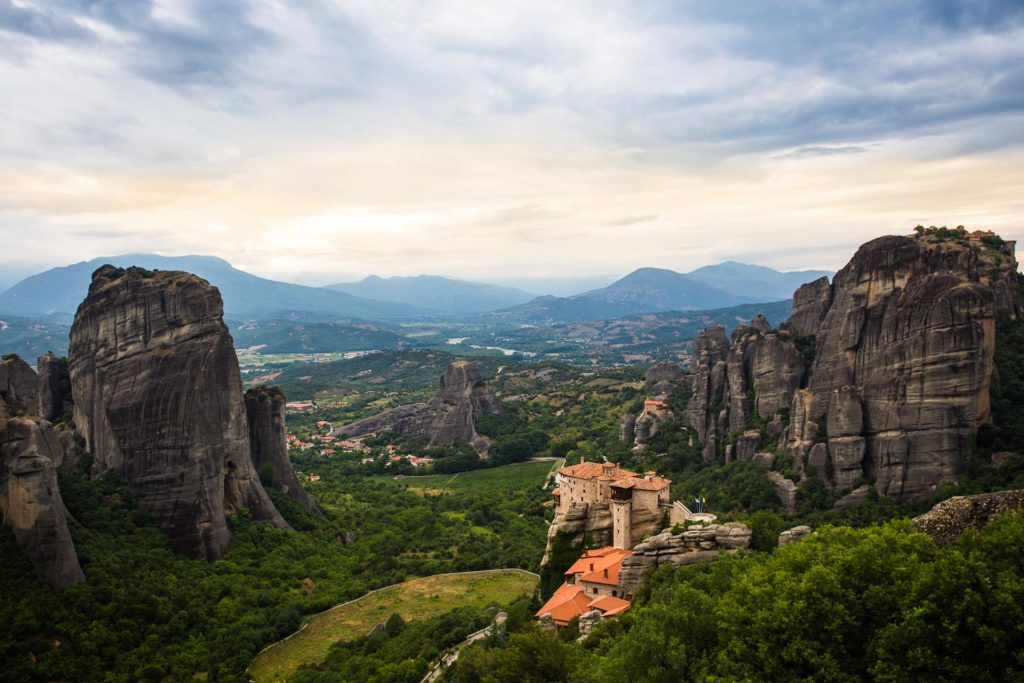 BlueSkyTraveler.Greece.Meteora