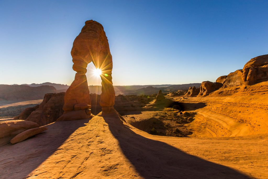Utah Arches National Park - Delicate Arch