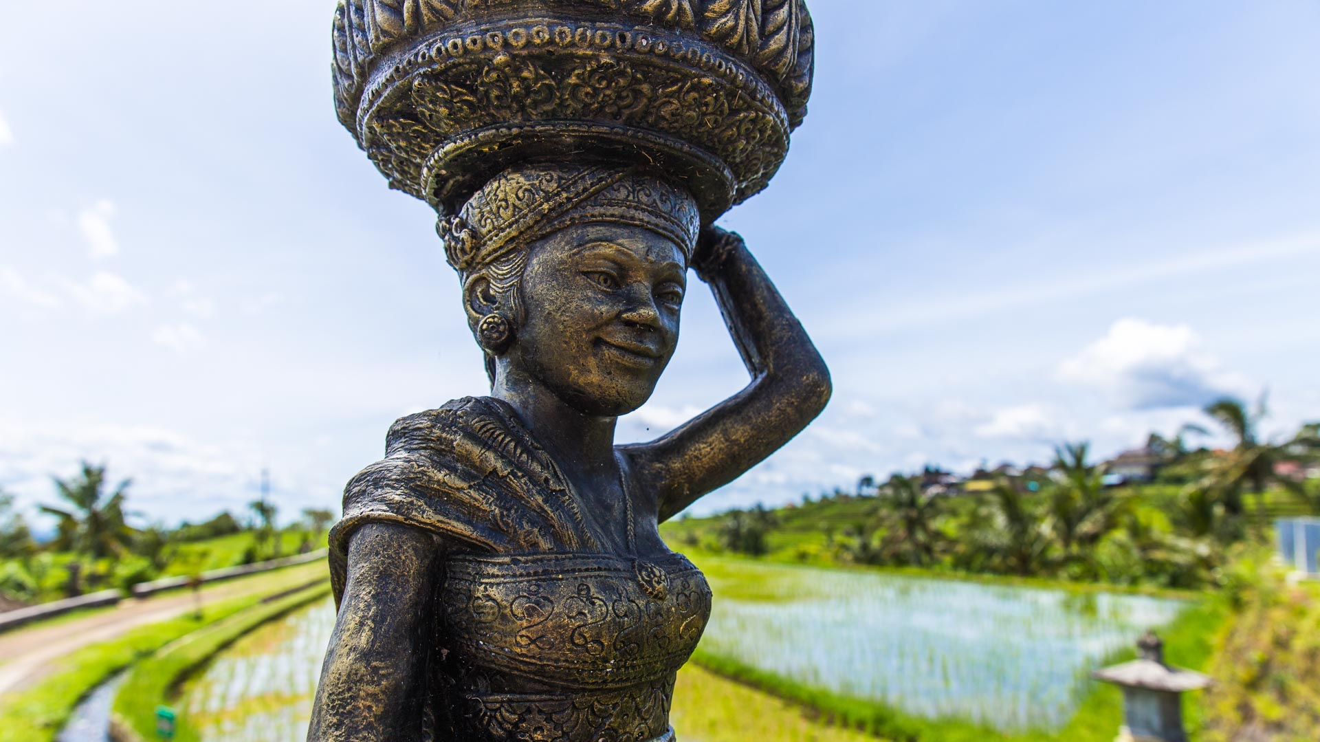 Bali Indonesia - Jatiluwah