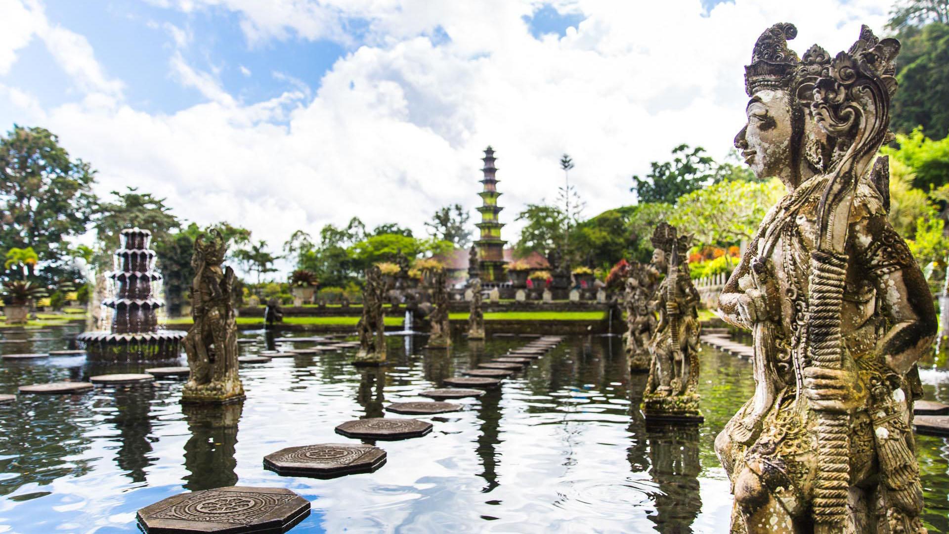 Bali - Tirta Gangaa