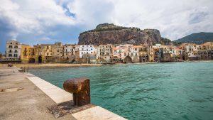 Italy Sicily Cefalu