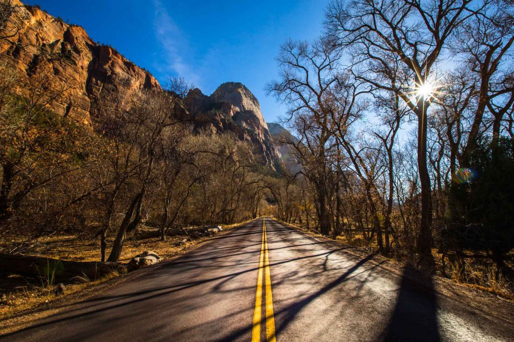 Utah - Zion National Park - SunStar