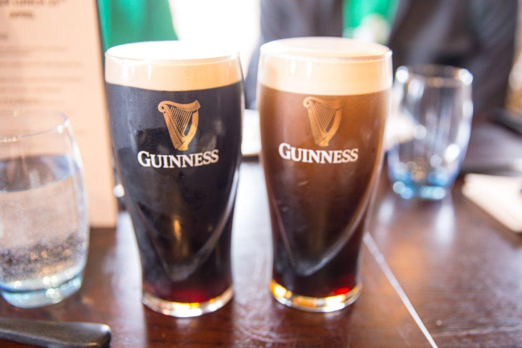 Guinness Storehouse - Beer