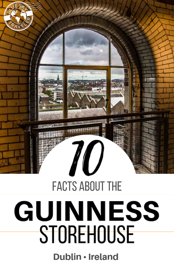 The Guinness Storehouse Experience
