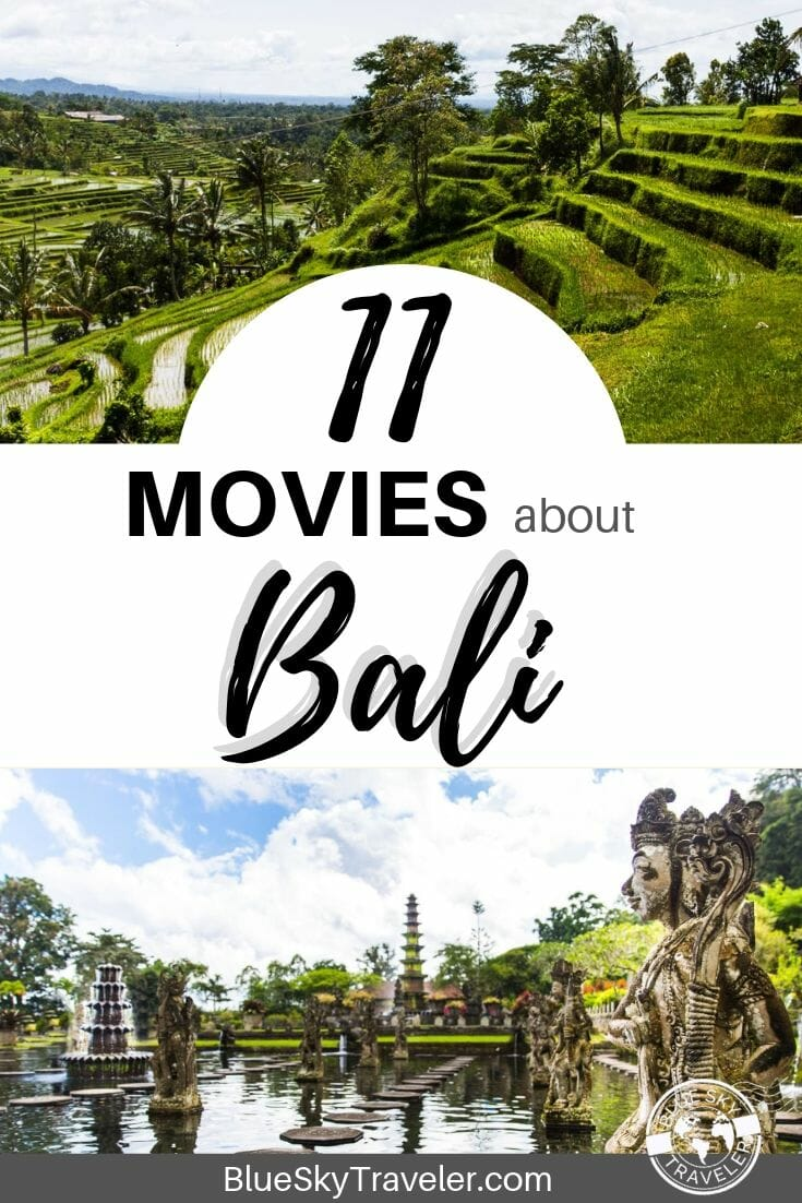 Movies about Bali Indonesia