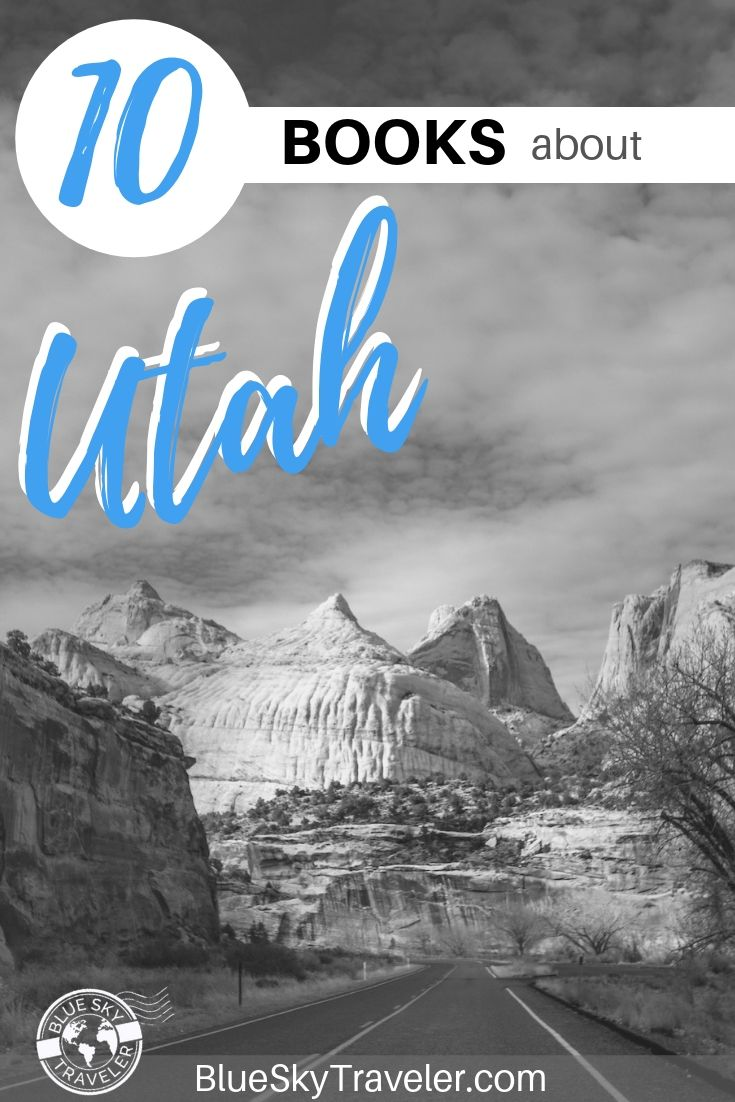 Top Books to Inspire your trip to Utah