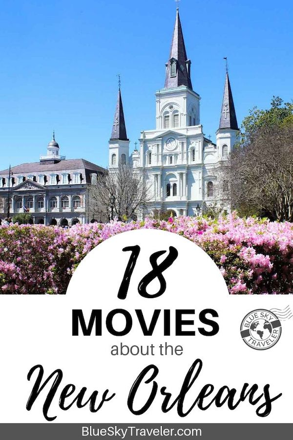 Top 10 New Orleans Movies
