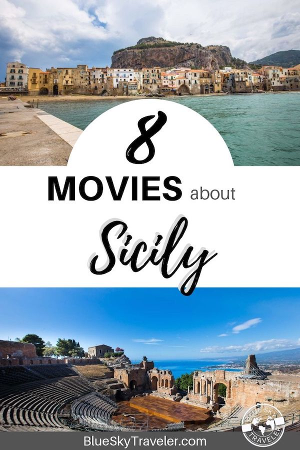 8 Sicily Movies to watch before your Trip