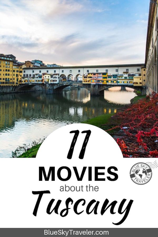 Movies about Florence & Tuscany