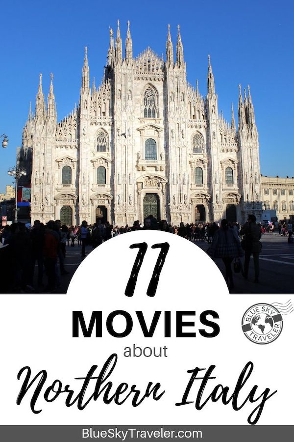 Movies set in Northern Italy