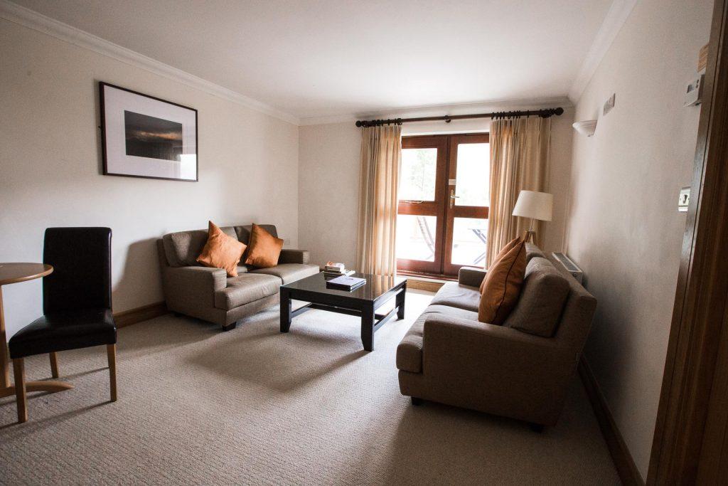 Ireland - Delphi Resort - Room